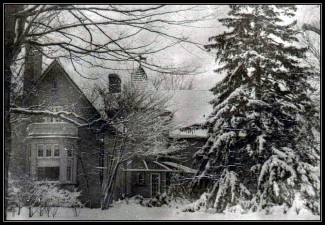 My family's homestead. Back in the good old days
